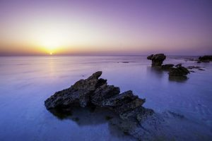 Shuweihat Island is one of the best places to observe stars in UAE