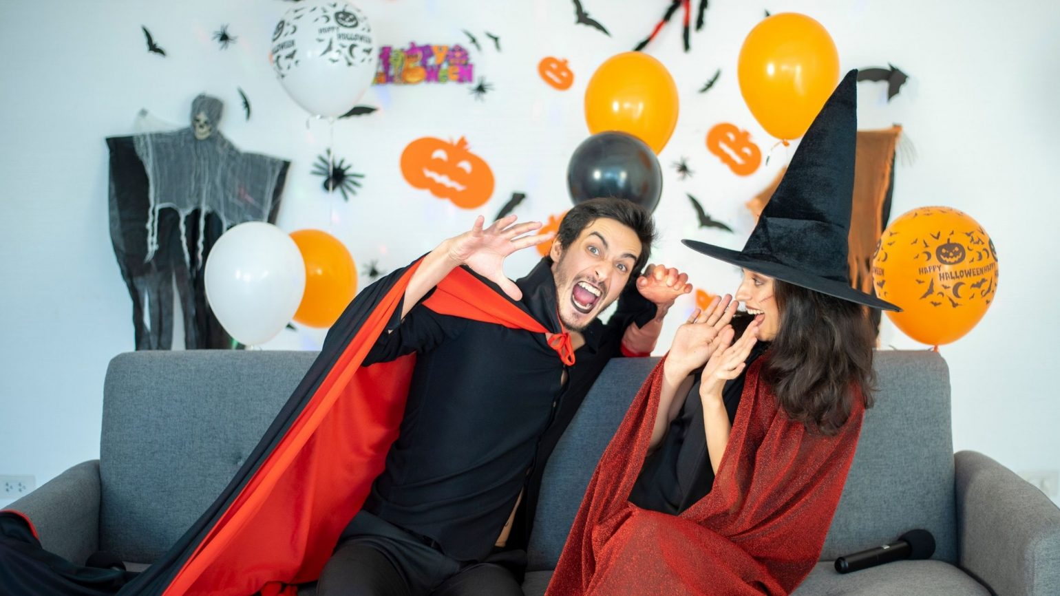 Don't miss these spooky Halloween attractions in UAE