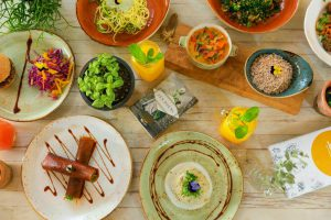 Little Erth by NABZ&G is one of the top vegan eateries in Dubai