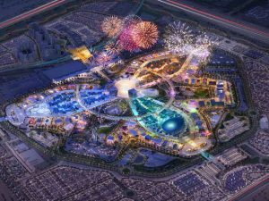 Theme and Sub-themes of the World Expo Dubai 2021