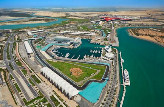 things to do in YAS Island