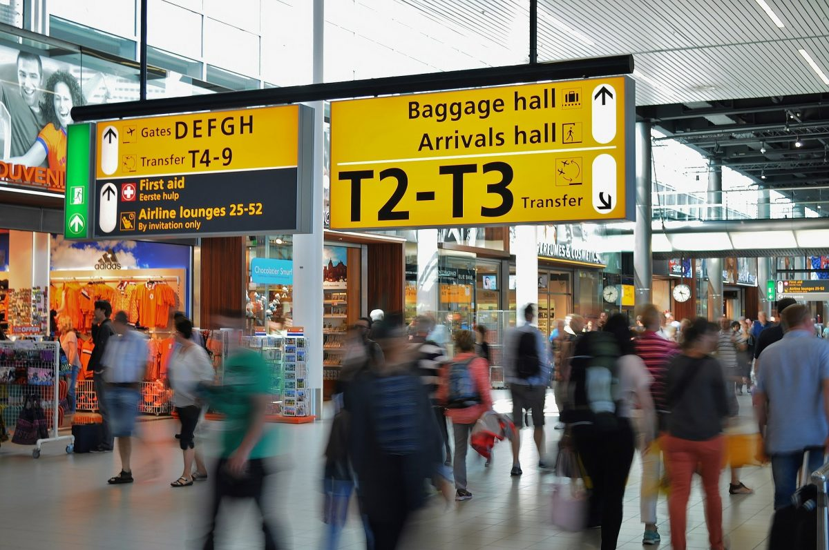 Dubai International Airport busiest airport in the world