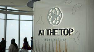 Burj Khalifa is one of the holiday attractions dubai uae