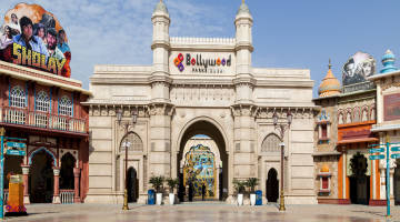 Bollywood Parks is one of the best theme parks in Dubai