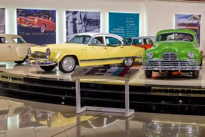 Sharjah Classic Cars Museum id one of the must-visit places in Sharjah