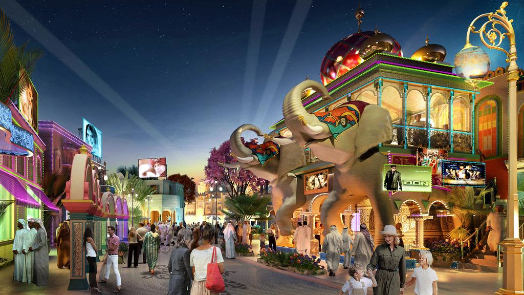 Dubai Parks and Resorts are activities open in Dubai