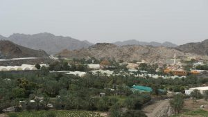 Fujairah East Coast is one of the uae natural attractions