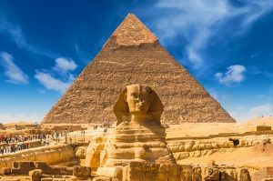 pyramids in egypt - ways to travel from home
