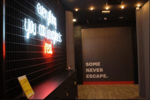 Escape Hunt is a halloween attraction in uae