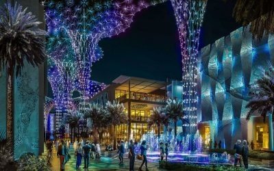 Expo 2020 Opening Ceremony and October Events