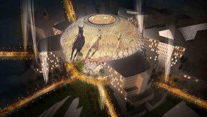 Al wasl dome expo 2020