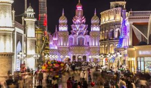 Global Village Dubai is one of the best holiday attractions in Dubai
