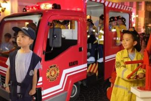 KidZania Dubai is one of the family attractions in dubai for winter holiday
