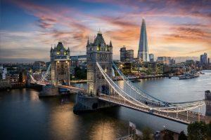 England virtual tour