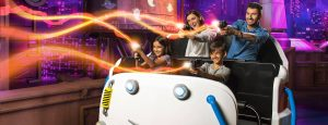 Motiongate theme park is one of the best winter attractions in dubai
