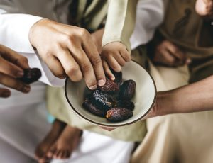 Dubai during Ramadan