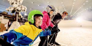 Ski Dubai holiday season attractions dubai