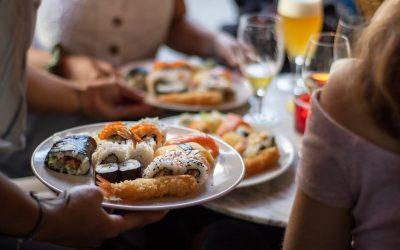 Get a true taste of Japan from the Best Sushi in Dubai