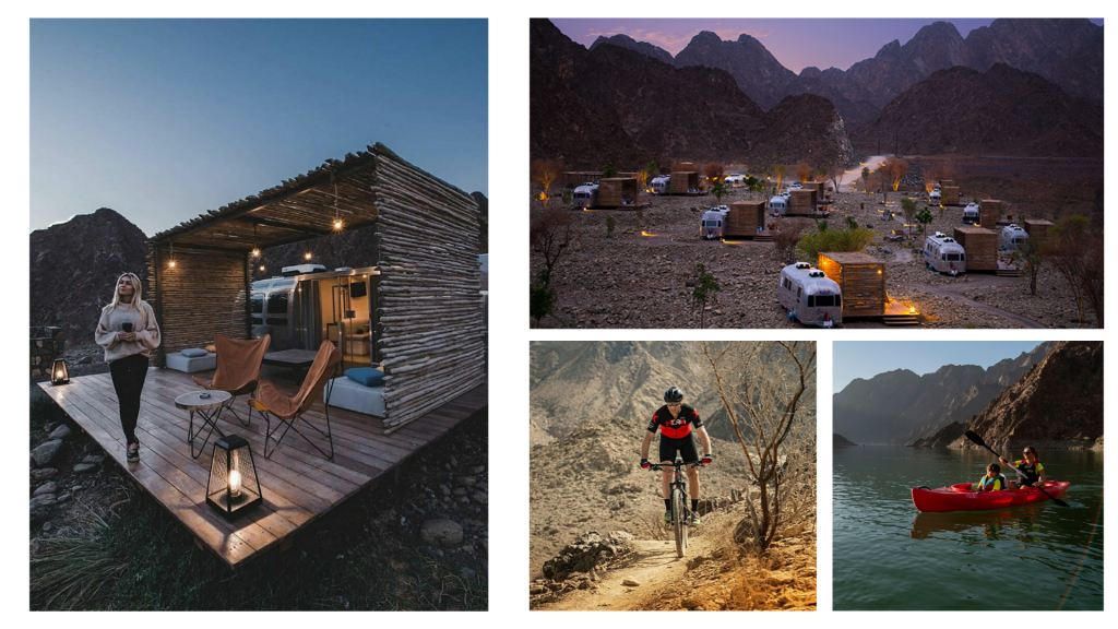 HATTA is one of the weekend getaways from dubai