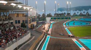 Yas Marina Circuit Venue Formula 1 in Abu Dhabi